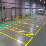 Factory Line Marking image by CJJ Services