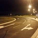 image of Road Marking by CJJ Services